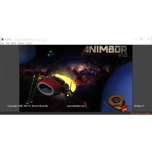 Anim8or Prikaz Programa