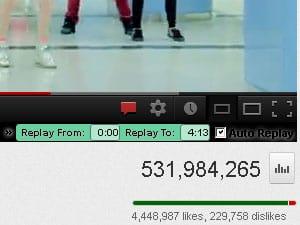 YouTube Auto Replay dugme u Chrome-u