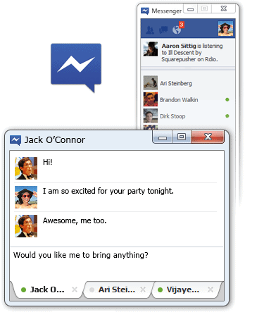 Facebook Messenger za Windows