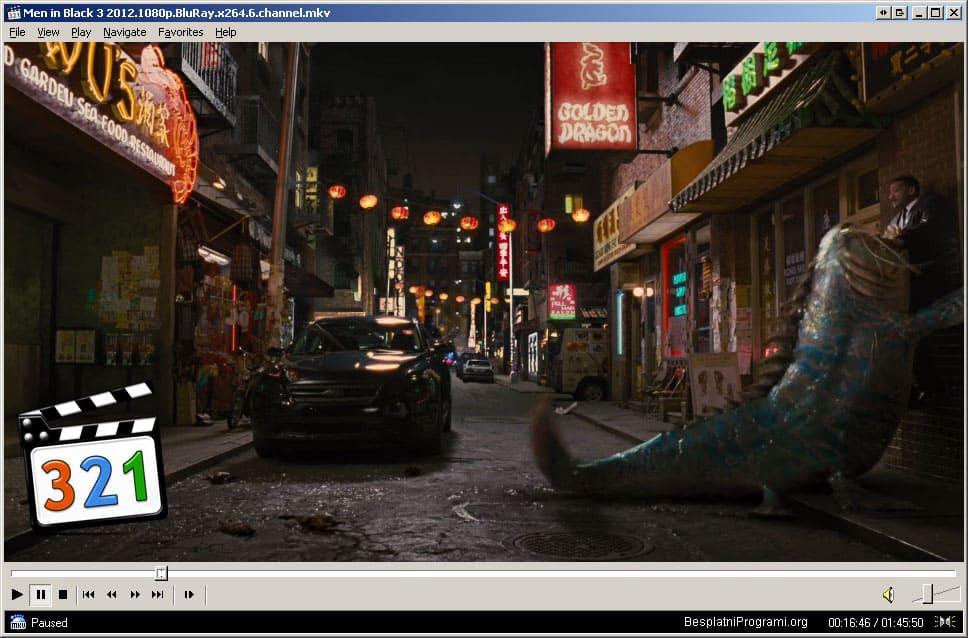 WatFile.com Download Free Media Player Classic – Home Cinema je besplatan video plejer za