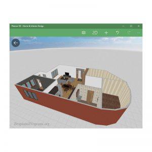 Planner5D Prikaz 3D