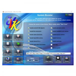 UVK System Booster