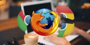 Google Chrome i Mozilla Firefox