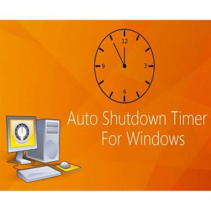 shutdown timer windows
